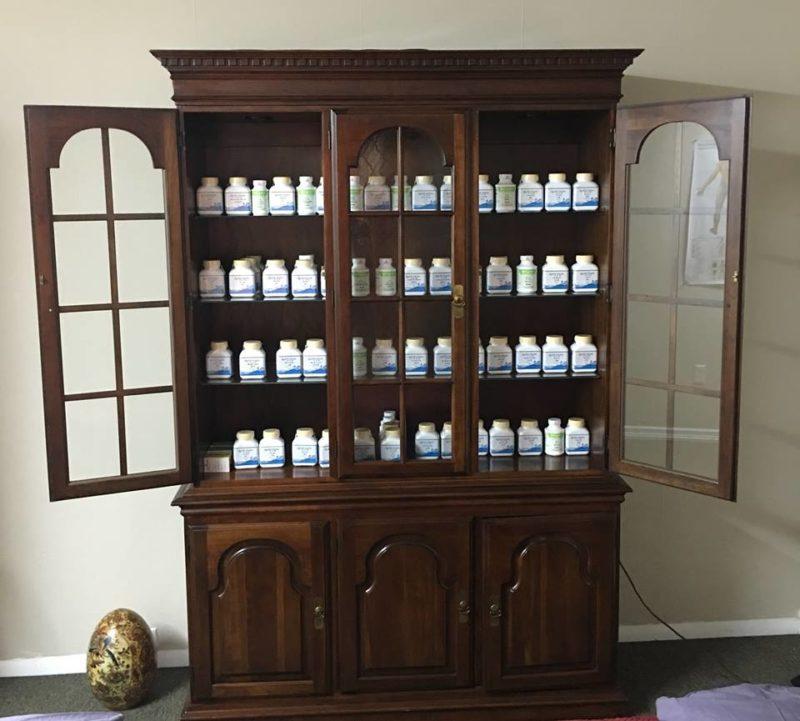 Medicinal Cabinet