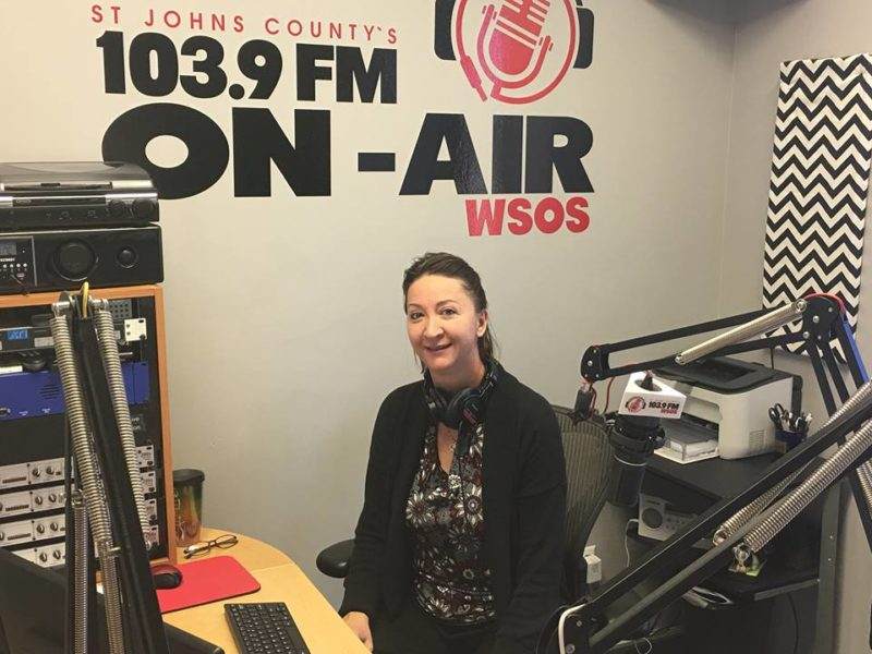 Phoenix Rises at local radio station